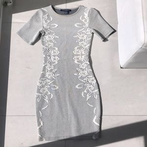 Grey Design French Connection Dress